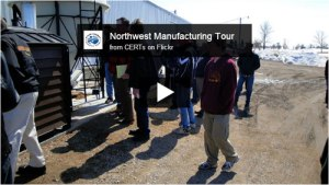 Northwest Manufacturing Tour